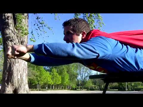 Man of Steel (on a budget)
