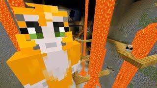 Minecraft - Space Den - Giving hugs (13)
