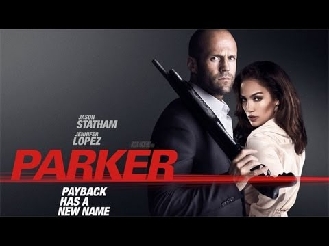 Parker International Trailer