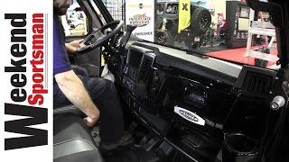 4. 2015 #Polaris Ranger  XP 900 EPS UTV with Tracks, Cab, Heat and Wiper: By The Weekend Handyman
