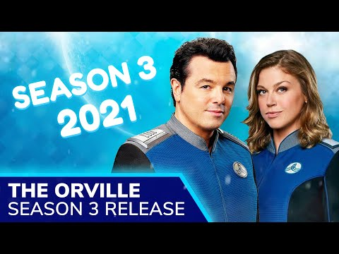 THE ORVILLE Season 3 Release Confirmed for 2021 as Seth MacFarlane Series Moves to HULU from FOX
