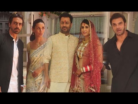 Bollywood Celebrities At Abhishek Kapoor and Pragy