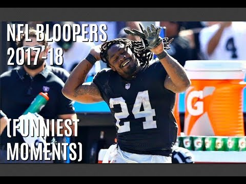NFL: FUNNIEST MOMENTS OF THE 2017-18 SEASON (Bloopers & Mic'd Up Comedy) || HD