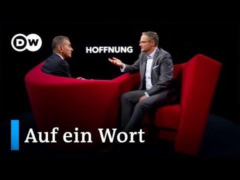 Auf ein Wort...Hoffnung | DW Deutsch