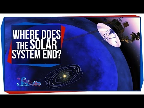 solar - SciShow Space explains how different experts define our the boundaries of our solar system and why it's way more complicated (and interesting) than it sounds. ---------- Like SciShow? Want...