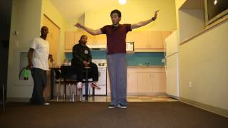 Jr.Boogaloo & Rize & Loose Joint & Mikey Disko – Calgary Practice