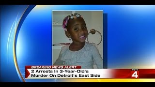 Dreadful Detroit~ Facebook Fight Led To Fatal Shooting Of 3-Year-Old