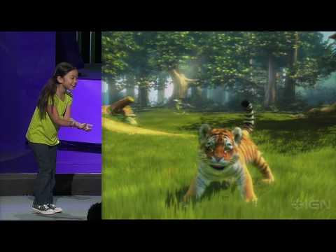 E3 2010 Microsoft Conference - Kinectimals Demo