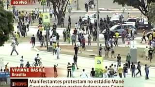 protestos brasil : COPA DAS CONFEDERAÇÕES NO BRASIL 2013 -PROTESTOS