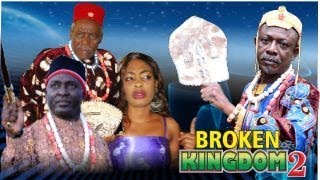 Broken Kingdom Nigerian Movie (Part 1) - A Nollywood Royal Film