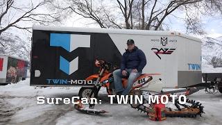 My SureCan Story: Twin Moto