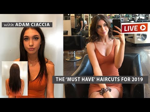 Short haircuts - The 'MUST HAVE' Haircuts for 2019 - EPISODE 3 with @laviniahancock