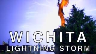 Wichita Lightning Storm