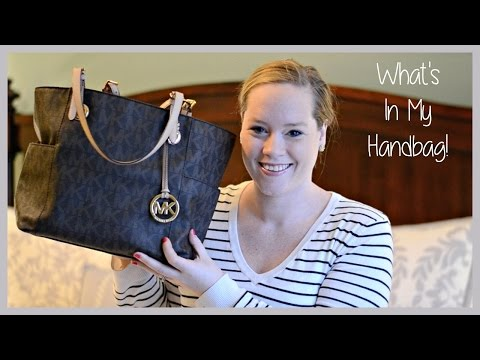 What's In My Handbag | My Mommy Bag