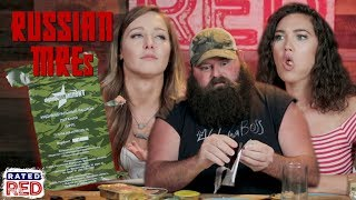 Americans Try Russian MREs