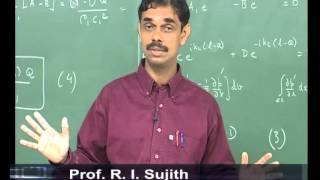 Mod-01 Lec-19 Lecture 19 : Modal Analysis Of Thermoacoustic Instability - 1