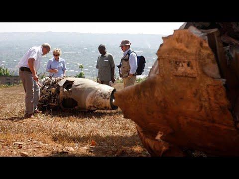 Frankreich: Ermittlungen zum Flugzeugabsturz in Ruanda werden eingestellt