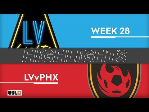 Las Vegas Lights - Аризона Юнайтед 0:1. Видеообзор матча 12.09.2019. Видео голов и опасных моментов игры