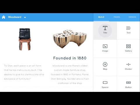 Video of Weebly