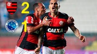 Resenha de FLAMENGO 2 X 1 Raposa pelo segundo turno do Campeonato Brasileiro 2016... #SRN