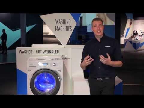 Panasonic Convention 2014 – Washing Machine Range