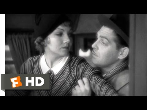 It Happened One Night (2/8) Movie CLIP - Dropping In (1934) HD