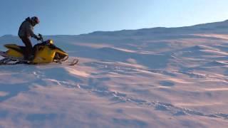 10. Ski Doo FAN 550