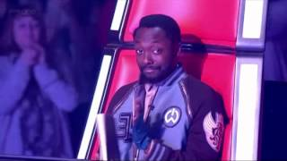 The voice UK funny moments from battles round 1