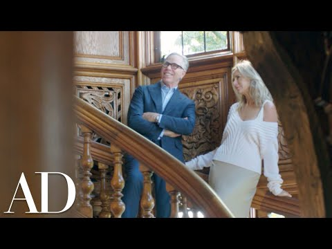 Inside Tommy Hilfiger's Ivy-Covered Connecticut Castle | Celebrity Homes | Architectural Digest