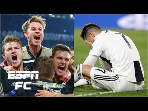 'A tremendous beatdown': How Ajax sent Cristiano Ronaldo & Juventus crashing out | Champions League