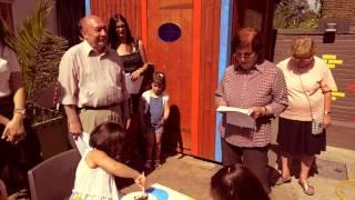 Greek School of Islington poetry reading