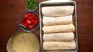 Breakfast Enchiladas by Tasty