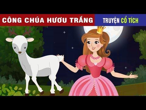 Công Chúa Hươu Trắng   Chuyen Co Tich   Truyện Cổ Tích Việt Nam Hay 2019 - Thời lượng: 8 phút, 43 giây.
