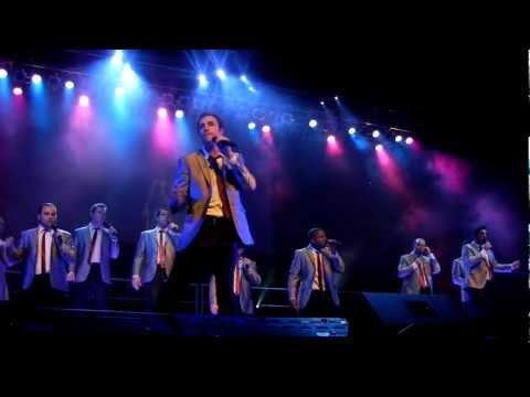Straight No Chaser - Poison & Billie Jean - live Tampa 12/23/11