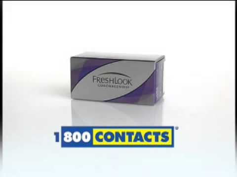 1800 Contacts – Spinning
