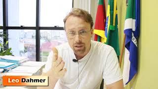 Leo Dahmer responde Juvir Costella sobre greve dos professores