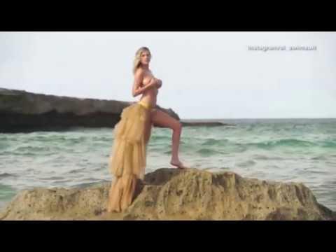 Das Model & die Welle