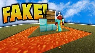 FAKE WALL TROLLING! - Catching Hackers Trolling!