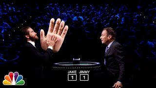 Its Slapjack Time Again – Jake Gyllenhaal vs. Jimmy Fallon
