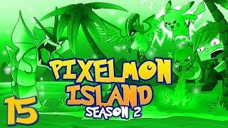 """MrWoofless's First Shiny!"" Minecraft Pixelmon Island Season Two! Episode 15 (Minecraft Pokemon Mod)"