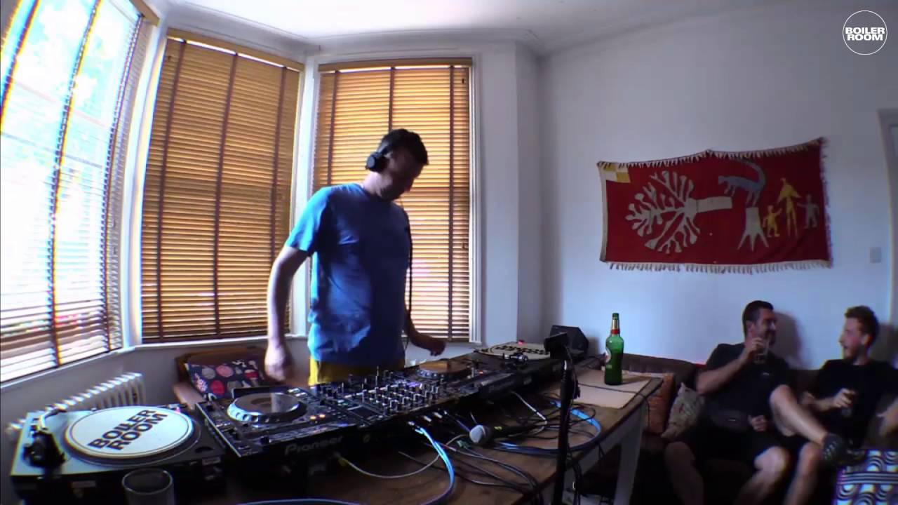 DJ Haus, DJ Octopus, Steve Murphy - Live @ Breakfast With Unknown To The Unknown x Boiler Room 2016