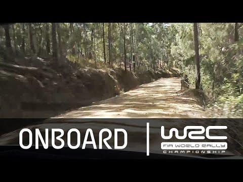 Onboard: Kris Meeke SS03/ Rally Australia 2014