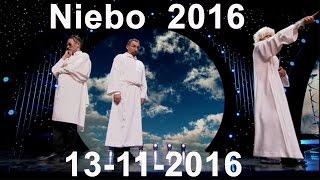 Skecz, kabaret - Neo-Nówka - Niebo 2016 - Bóg i Polacy i Kutaczan (15-lecie kabaretu Neo-Nówka - Schody do Nieba)