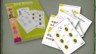 2nd grade math ebook download for kids  Math workbook printable link: https://eworkbooks4kids.com/product/2nd-grade-math-workbook-kids/ - A collection of printable math tests for students to review varied second grade math skills on topics like: Addition, subtraction, division, numbers, fractions, telling time, word problems, math logic, measurements, spatial sense and more. All worksheets are in pdf printable format, purchase a copy from the link above. Background sound source: bensound.com
