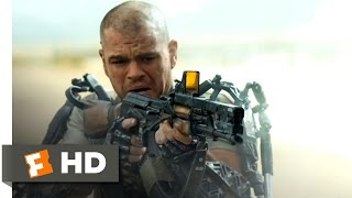 Nonton Elysium  2013    Kruger S Kill Scene  4 10    Movieclips Film Subtitle Indonesia Streaming Movie Download