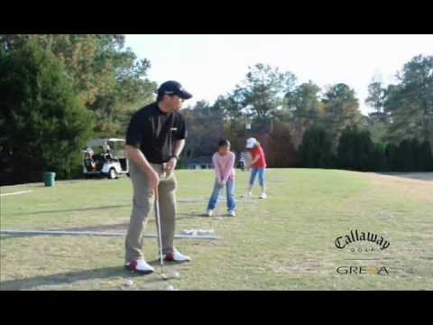 Junior Golf – Having some fun – 11/19/11