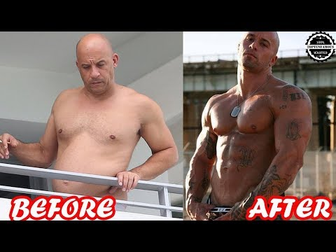 Vin Diesel | From 1 To 49 Years Old 2018