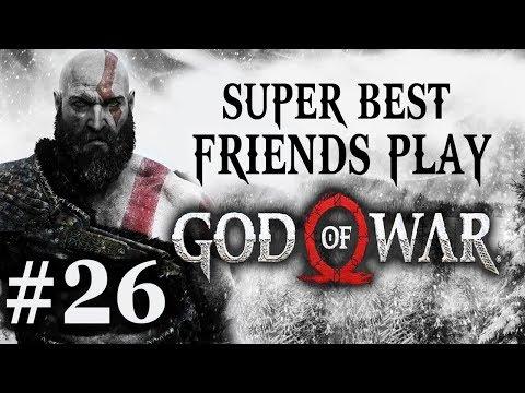 Super Best Friends Play God of War (Part 26) (видео)