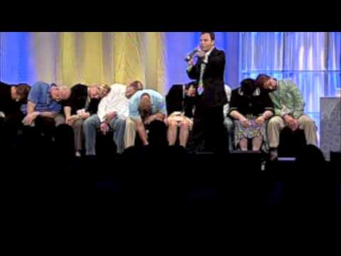 The Best Corporate Entertainment with Hypnotist Ricky Kalmon Comedy Hypnosis Show