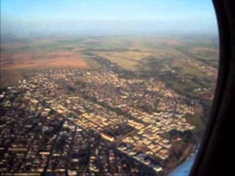 Primeiro voo Isabele Murari de Sá em LINS-SP